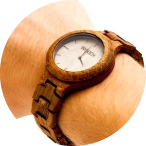 wooch wood watch